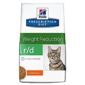 Hills Feline R/D Redução De Peso