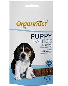 Suplemento Organnact Filhotes Puppy Palitos