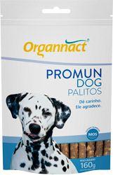 Suplemento Organnact Cães Promun Dog Palitos