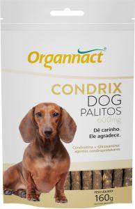 Suplemento Organnact Cães Condrix Dog Palitos