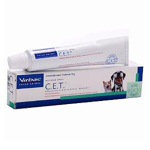 C.E.T. 70g - Pasta Higiene Oral - Virbac
