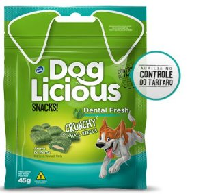 Dog Licious Dental Fresh Crunchy Small Breeds