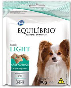 Snack Light Equilíbrio Cães Adultos Raças Pequenas