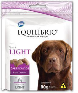 Snack Light Equilíbrio Cães Adultos Raças Grandes