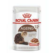 Royal Canin Sachê Ageing 12+ - Gatos Adultos
