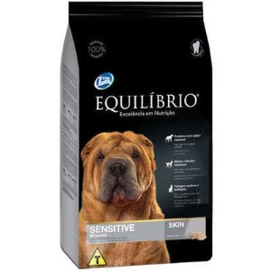 Equilíbrio Sensitive Skin All Breeds