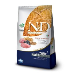 ND Low Grain Feline Adulto - Cordeiro