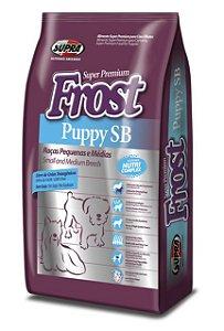 Frost Puppy SB Raças Pequenas e Médias - Supra