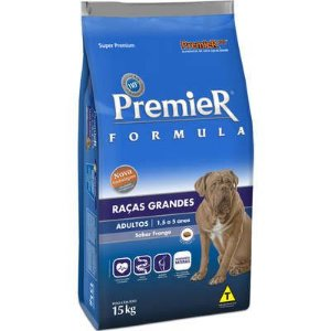 Premier Formula Frango Cães Adultos Raças Grandes  - Premier Pet
