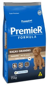 Premier Formula Filhotes Raças Grandes  - Premier Pet