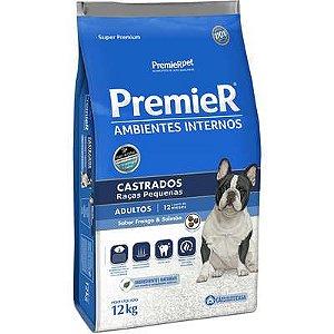 Premier Ambientes Internos Cães Castrados