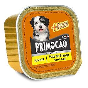 Primocão Premium Pate Frango Junior 300g - Hercosul