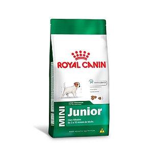 Royal Canin Mini Junior - CONSULTE A VALIDADE