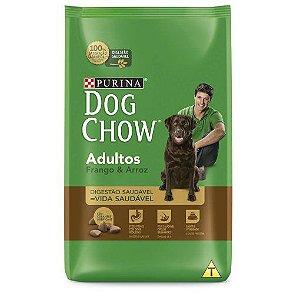 Dog Chow Adultos Frango e Arroz - Purina