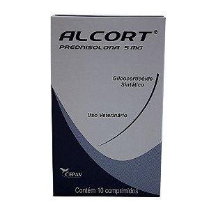 ALCORT 5MG 10COMP