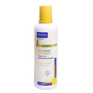 Shampoo Hexadene Spherulites 250mL - Virbac