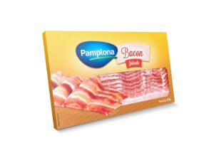 Bacon Fatiado 250 g