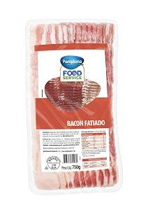 Bacon Fatiado 750 g