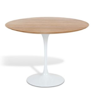 MESA SAARINEN REDONDA NATURAL - MKM-015