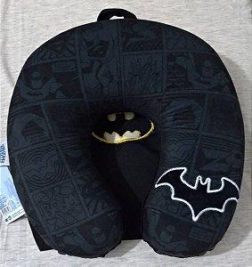 Almofada para Pescoço com Espuma Viscoelástica da Liga da Justiça Batman com Capa