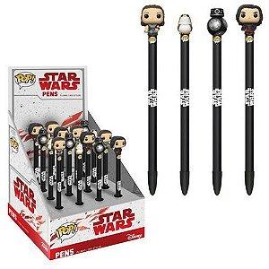 Caneta Funko Pop! Star Wars The Last Jedi