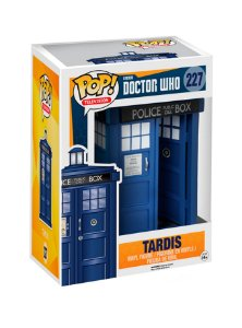 "Estatueta Funko Pop! Television Doctor Who - Tardis 6"" Super Size"