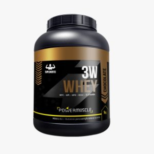 Whey Protein 3W -1kg Power Sarms