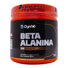Beta Alanina 300g Dynlab
