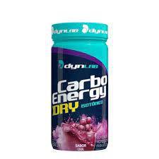 Carbo Energy Dry - Uva 840mg