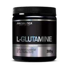 Glutamina 300g Probiótica
