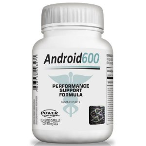ANDROID 600 - POWER SUPPLEMENTS