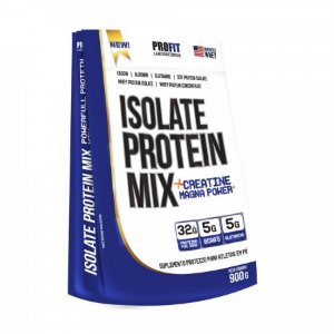 ISOLATE PROTEIN MIX - 900G - PROFIT