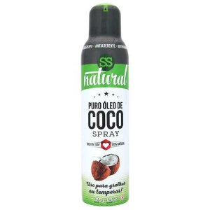 SPRAY ANTIADERENTE DE OLEO DE COCO - SS NATURAL