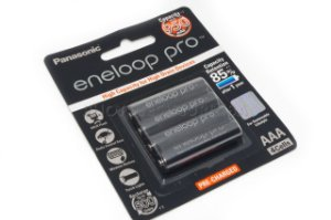 PILHA RECARREGÁVEL ENELOOP PRO AAA C/4 950 MAH ORIGINAL MADE IN JAPAN