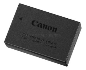Batreia Canon LP-E17 Original Lacrada 1040mAh 7,2V