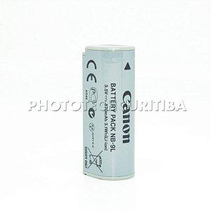 BATERIA CANON NB-9L ORIGINAL 870mAh 3,5V