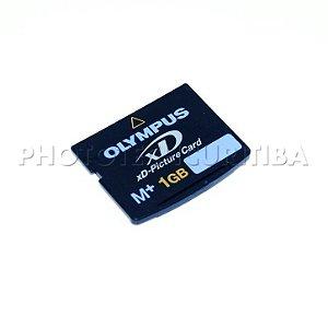 CARTÃO XD OLYMPUS 1GB
