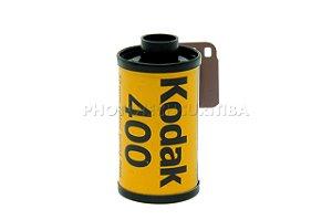 FILME FOTOGRÁFICO KODAK 36 POSES ISO 400 ULTRAMAX COLORIDO