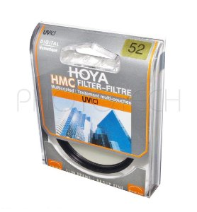 FILTRO UV 52mm HOYA