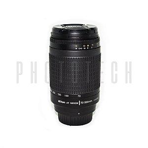 OBJETIVA NIKON 70-300mm f/4.5-5.6