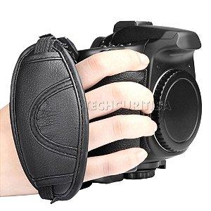 Alça de Mão Hand Grip Para Câmera Fotográfica DSLR