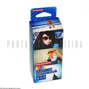 FILME LOMOGRAPHY 36 POSES ISO 400