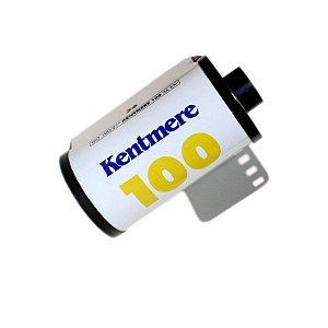 FILME FOTOGRÁFICO KENTMERE 36 POSES ISO 100 PRETO E BRANCO