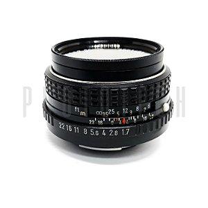 OBJETIVA PENTAX 50mm f/1.7