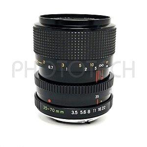 OBJETIVA YASHICA 35-70mm f/3.5-4.8
