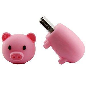 PEN DRIVE 16GB PINK PIG