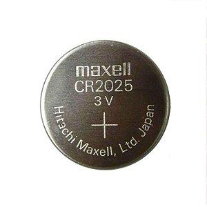 BATERIA MAXELL CR2025 3V