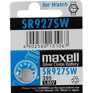 BATERIA MAXELL SR927SW 395