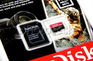 CARTÃO MICRO SD SANDISK EXTREME PRO 32GB CLASS 10 100MB/s MICROSDHC UHS-I 4K
