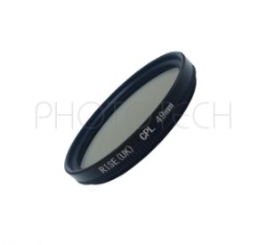 FILTRO CPL 49mm RISE (UK)
